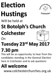 election hustings 2017