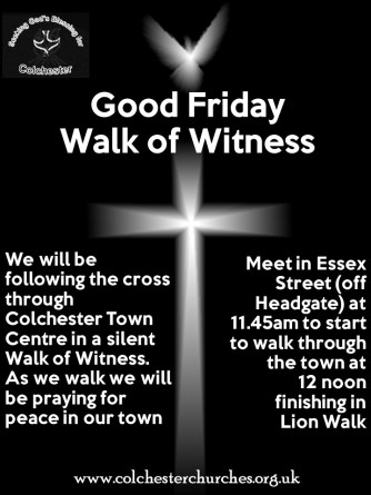 good friday walk of witness 2018